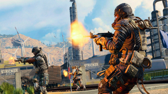 Info on Black Ops 4's next update drops