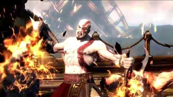 God of War: Ascension trophy renamed following misogyny accusation