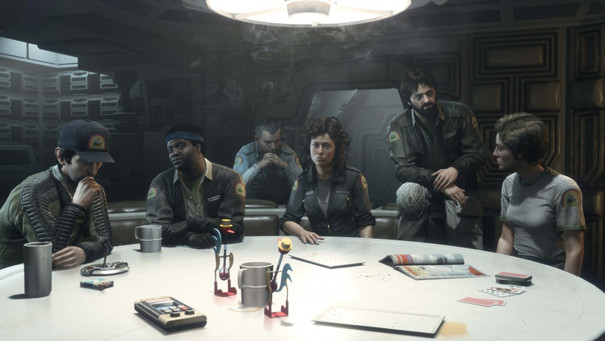Alien: Isolation includes 1979 movie cast as pre-order bonus