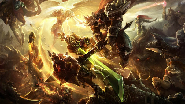 League of Legends tournament confirmed for Digital Nationz expo