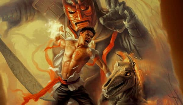Rumour: EA are up to something with Jade Empire