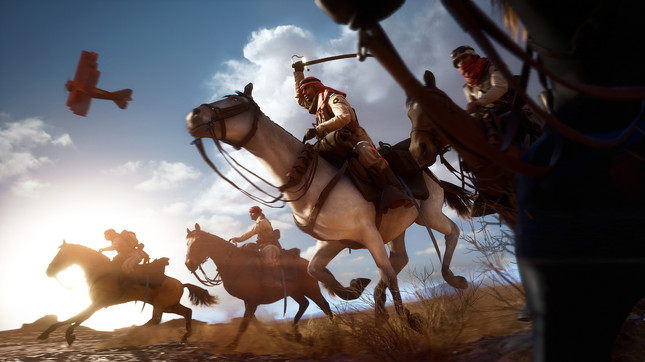 DICE confirms PC specs for Battlefield 1