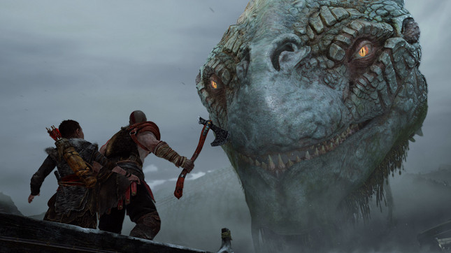 God of War New Game+ Arrives in August 2018