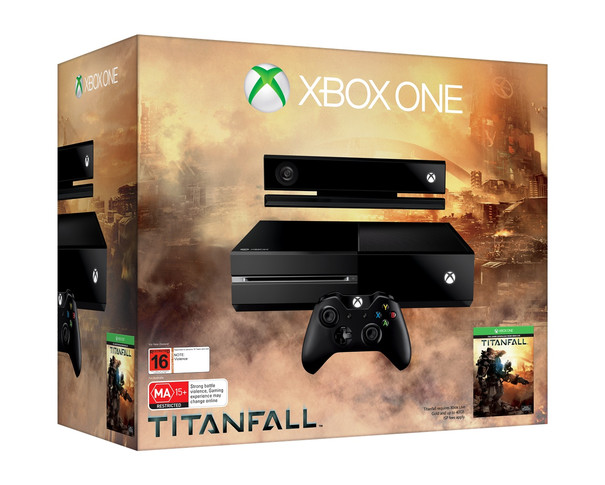 Xbox One bundled with Titanfall coming March 14