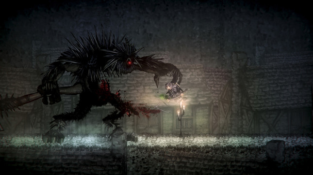 Salt and Sanctuary announced for Nintendo Switch