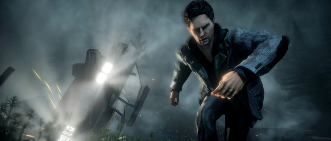 Remedy releases 14 minute Alan Wake 2 prototype video