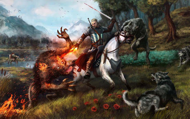The Witcher is getting a live action Netflix show