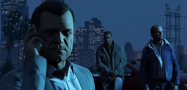Instagram pic raises hopes for GTA V DLC