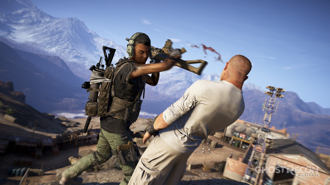 PvP is on the way for Ghost Recon: Wildlands