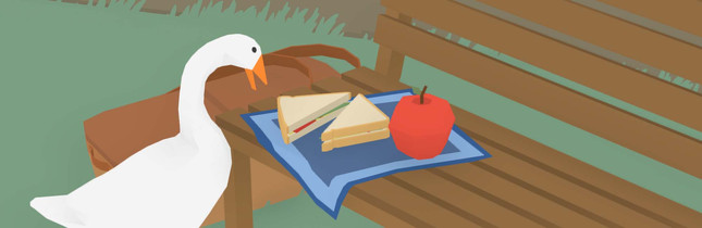 Push Me Pull You dev unveils a game where you are a mischievous goose