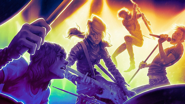 Rock Band 4's missing PS4 DLC finally coming next month