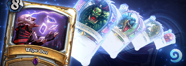 Hearthstone patch resets player progress