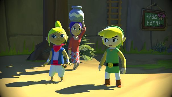 Wii U gets 3D Mario, Mario Kart, and two Zelda titles