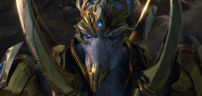 StarCraft II: Legacy of the Void launches November 10