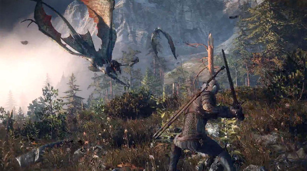 The Witcher 3's animated storybooks will keep players on top of the plot