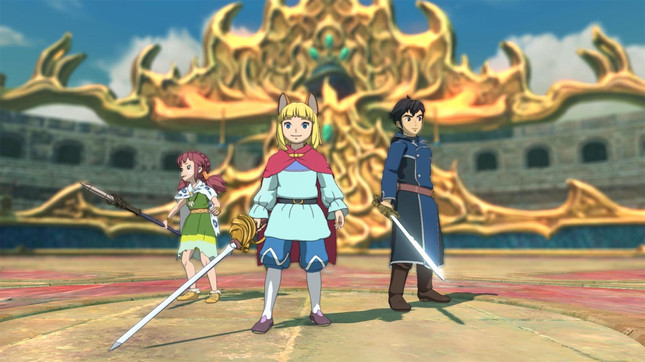 There's a Ni No Kuni film in the works