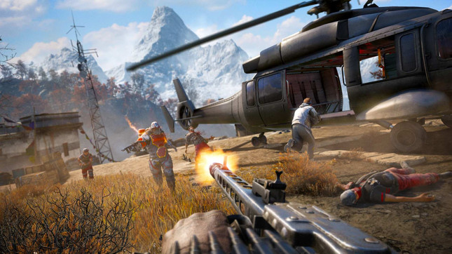 Far Cry 4's next DLC is a permadeath escape challenge