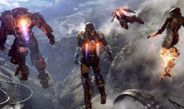 Anthem won't be out until 2019 – report