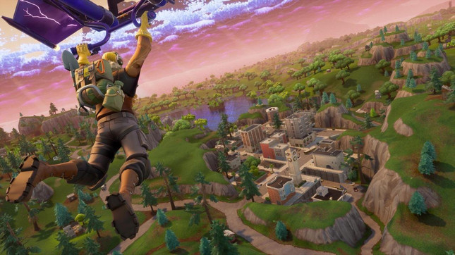 Fortnite Battle Royale is coming to mobile, includes cross-play with PC and PS4