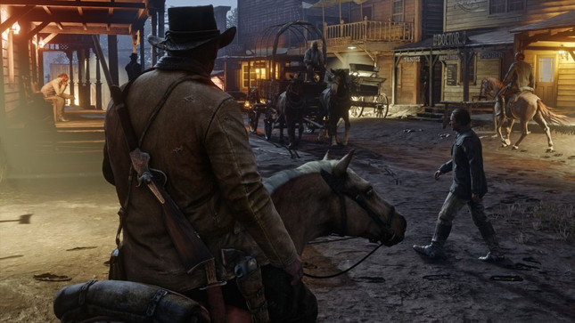 RDR2 is a prequel, and it might feature John Marston