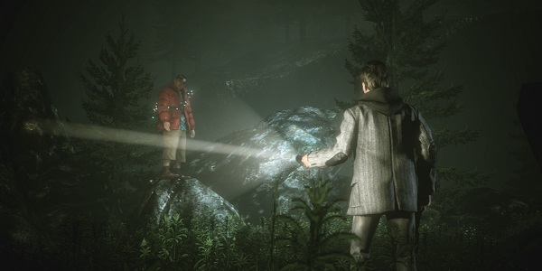 Remedy explains absence of Alan Wake sequel