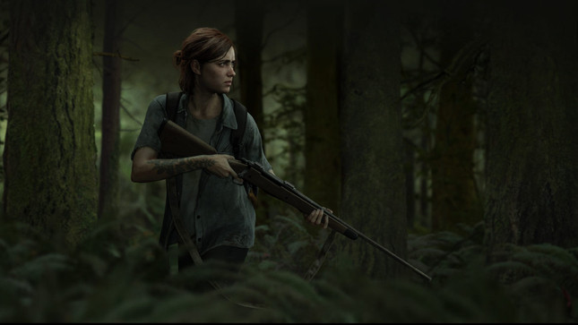 Ellie is getting an NPC companion in The Last of Us Part II