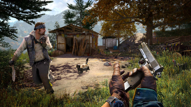 Far Cry 4 Season Pass contains new PvP mode, Yetis