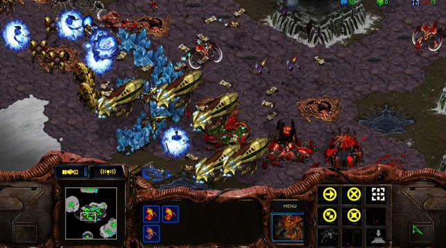 Blizzard announces StarCraft and Brood War remaster