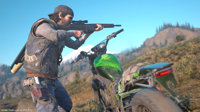 Days Gone to get New Game Plus mode next week
