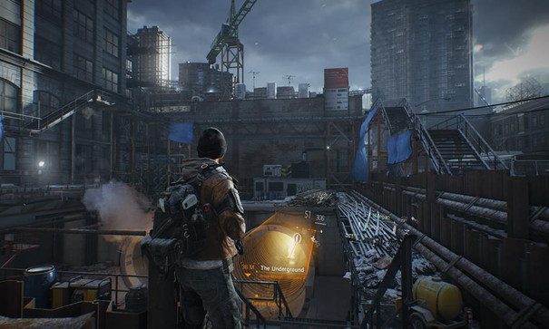 The Division won't be out until late 2014