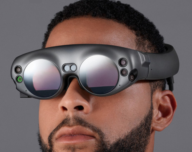 Magic Leap announces its first augmented reality headset, out 2018