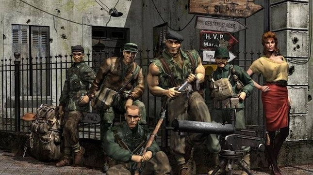 Commandos IP acquired by Kalypso Media Group