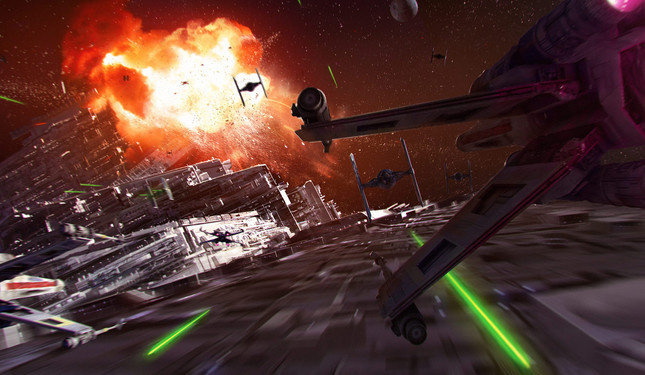 Star Wars Battlefront's new DLC brings back space battles