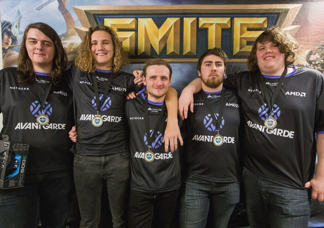 Smite underdogs sweep champs in OPL grand final
