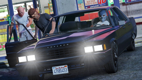 Grand Theft Auto Online has 500 missions