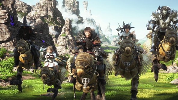 Final Fantasy XIV skipping Xbox due to MS server share policy
