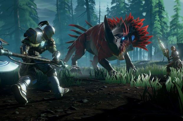 Dauntless gets full release next week
