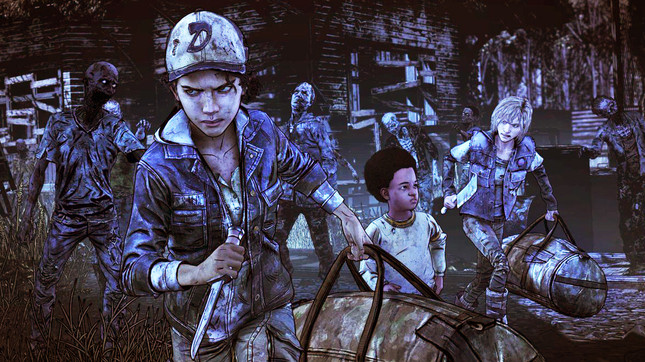 Telltale: Multiple Partners Have Offered to Help Finish The Walking Dead