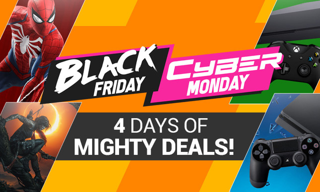Mighty Ape has some solid Black Friday Game deals on now UPDATE: It's Over