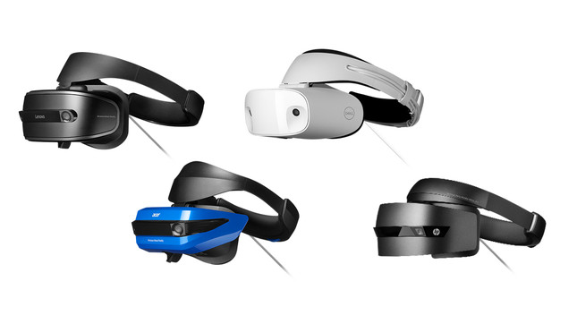 Dell Enters VR Arena With 'Visor' HMD