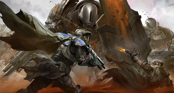 Bungie giving away Destiny beta codes on social media