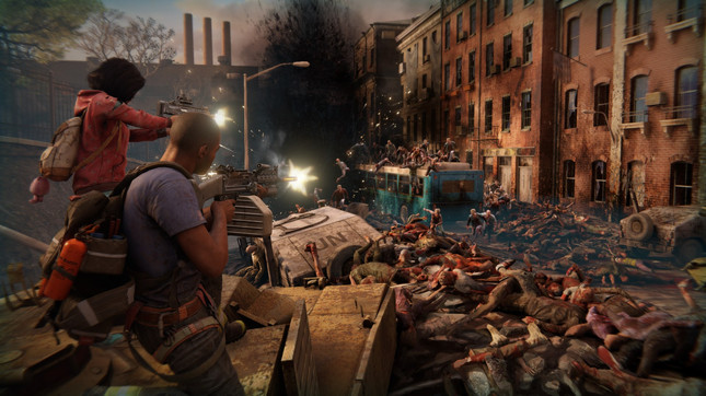 That World War Z game now has a release date