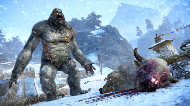 Far Cry 4's Valley of the Yetis DLC is out this week