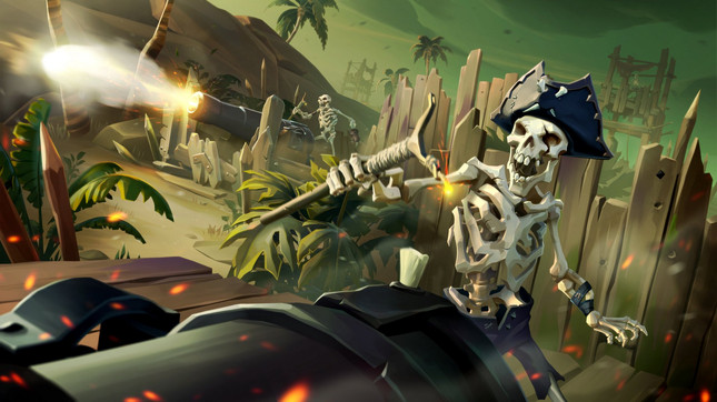 Rare Games Shares Sea of Thieves Content Updates Roadmap
