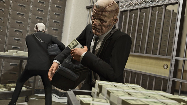 Rockstar clears out GTA Online cheaters' bank accounts