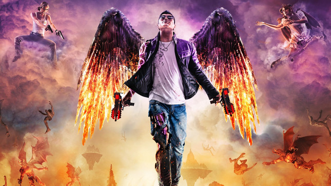 Hollywood is making a Saints Row film
