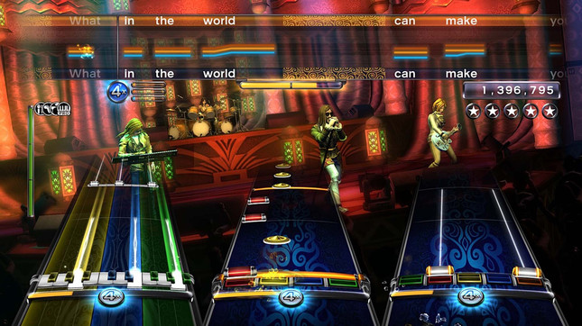 Rock Band DLC is back from the dead