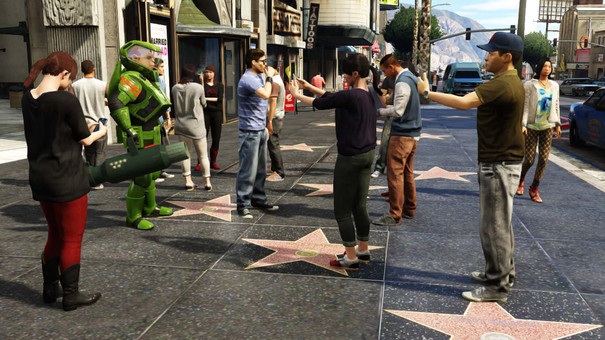 Mentions of PC and PS4 allegedly found in GTA V source code