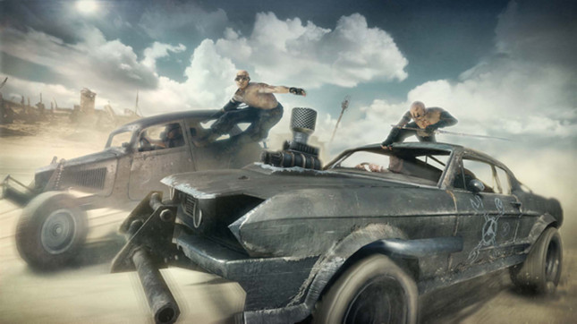 Mad Max has a release date, last-gen dropped