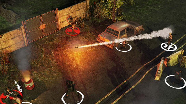 Huge Wasteland 2 update adds Precision Strike system, overhauls graphics, and more